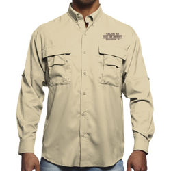 SQ-12 L/S Performance Fishing Shirt Thumbnail